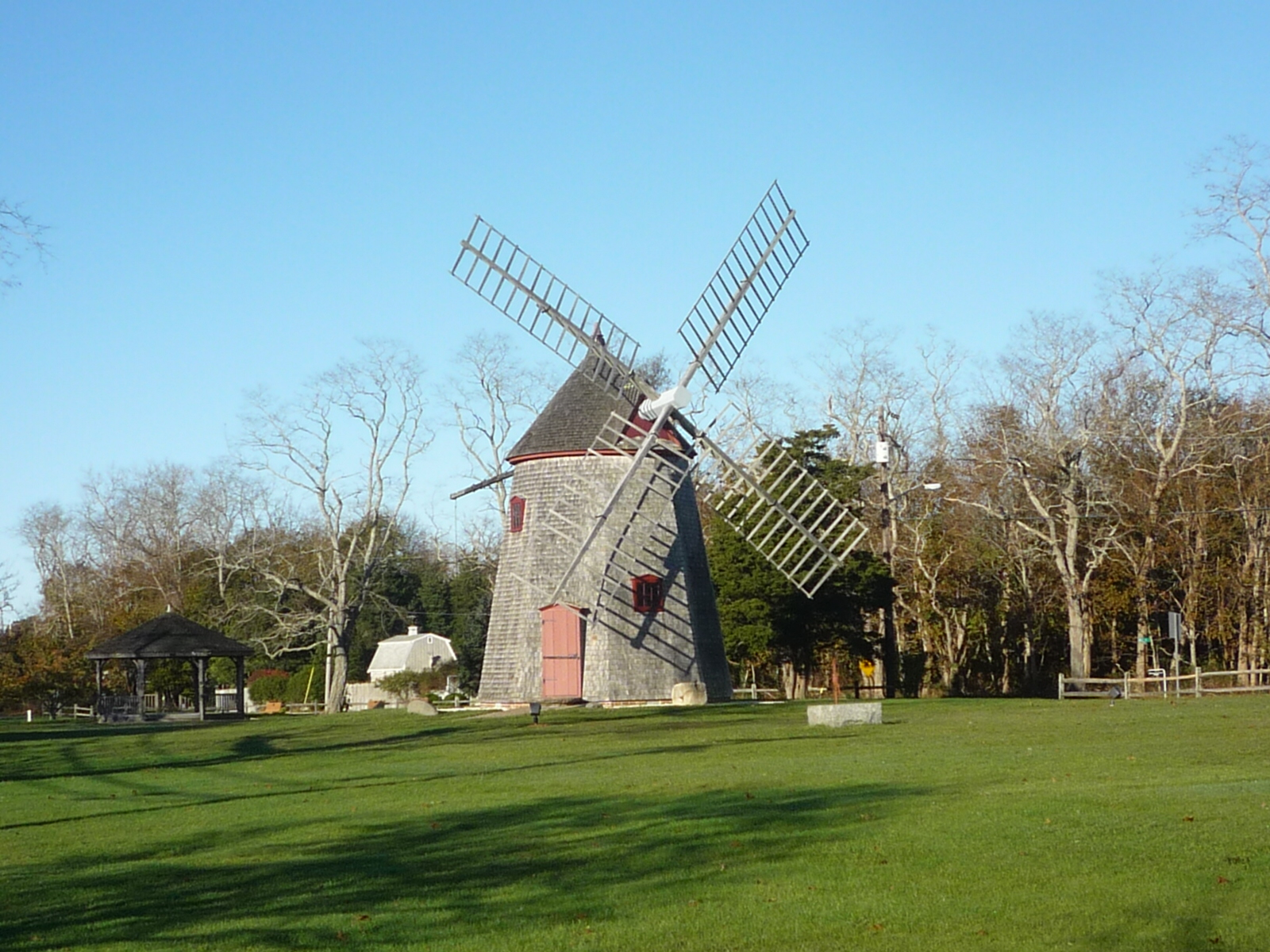 Image of Eastham Windmill, Eastham MA