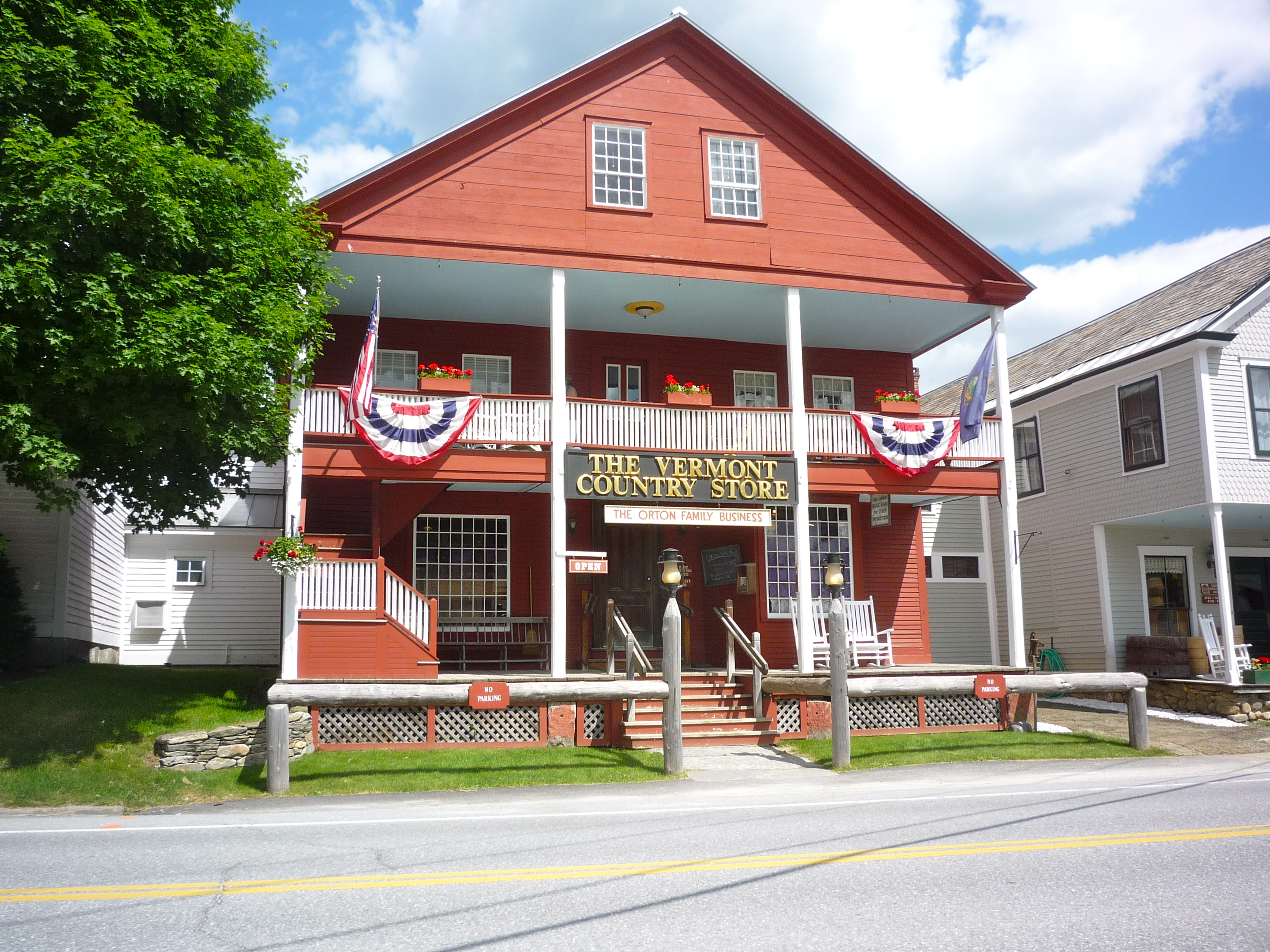 Photo of Vermont Country Store, Weston, Vt.