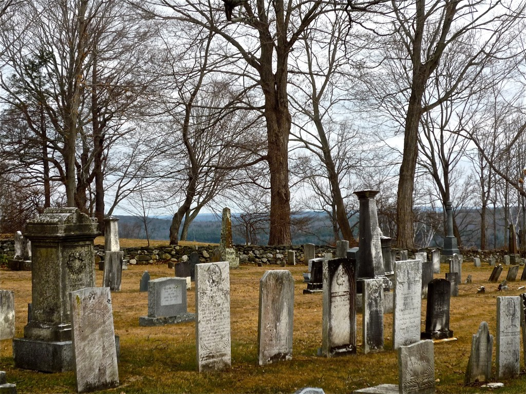 Photo of Woodstock Hill Cemetery, Woodstock CT