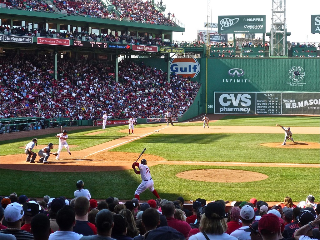 Fenway Park, Boston MA