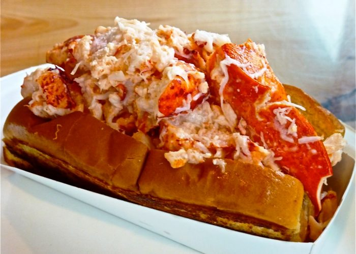 Best lobster roll in southern New Hampshire comes from The Beach Plum in North Hampton, Portsmouth and Epping.
