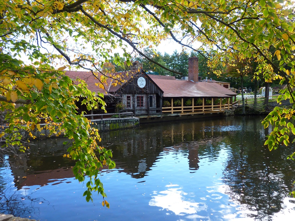 The Old Mill restaurant in Westminster, Massachusetts