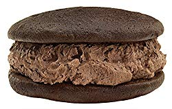 Chocolate Whoopie Pie from Wicked Whoopies in Freeport, Maine.