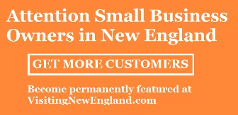 Get your New England small business permanently featured at VisitingNewEngland