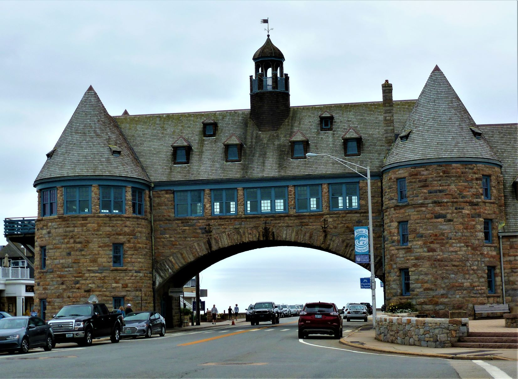 The Towers Building Narragansett R.I.