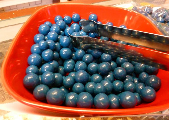 Maine Blueberry Candy from Len Libby Candies in Scarborough, ME.