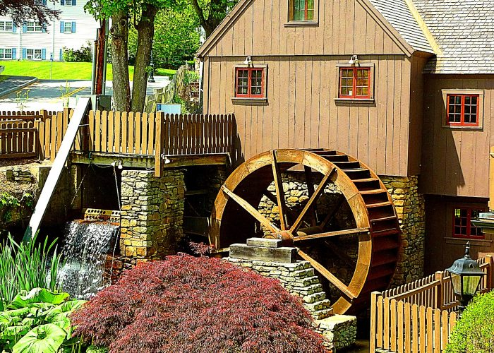 Plimoth Gristmill, Plymouth, Mass.l