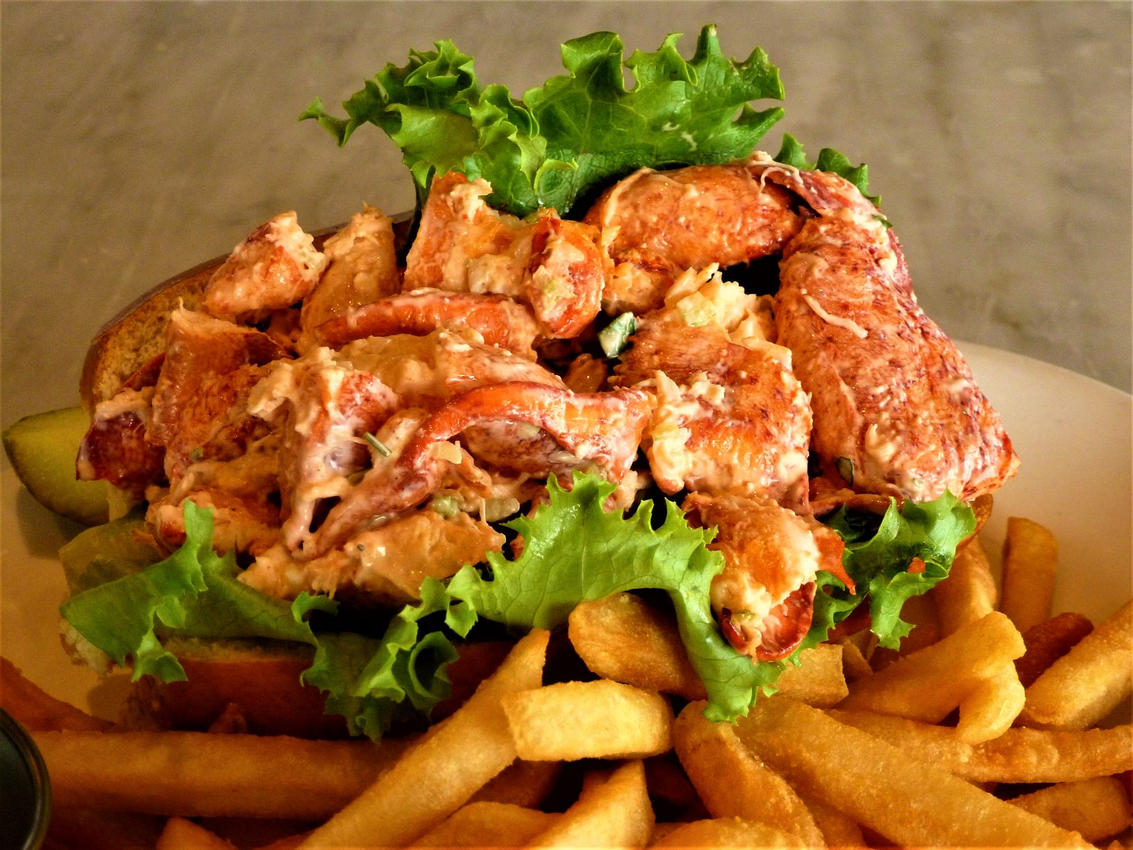 A Wonderfully Different Lobster Roll - New England Photo Travel and Food Tour
