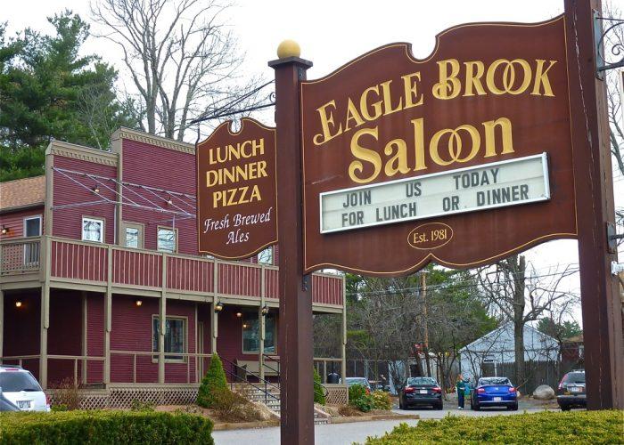 Eagle Brook Saloon, Norfolk, Mass.
