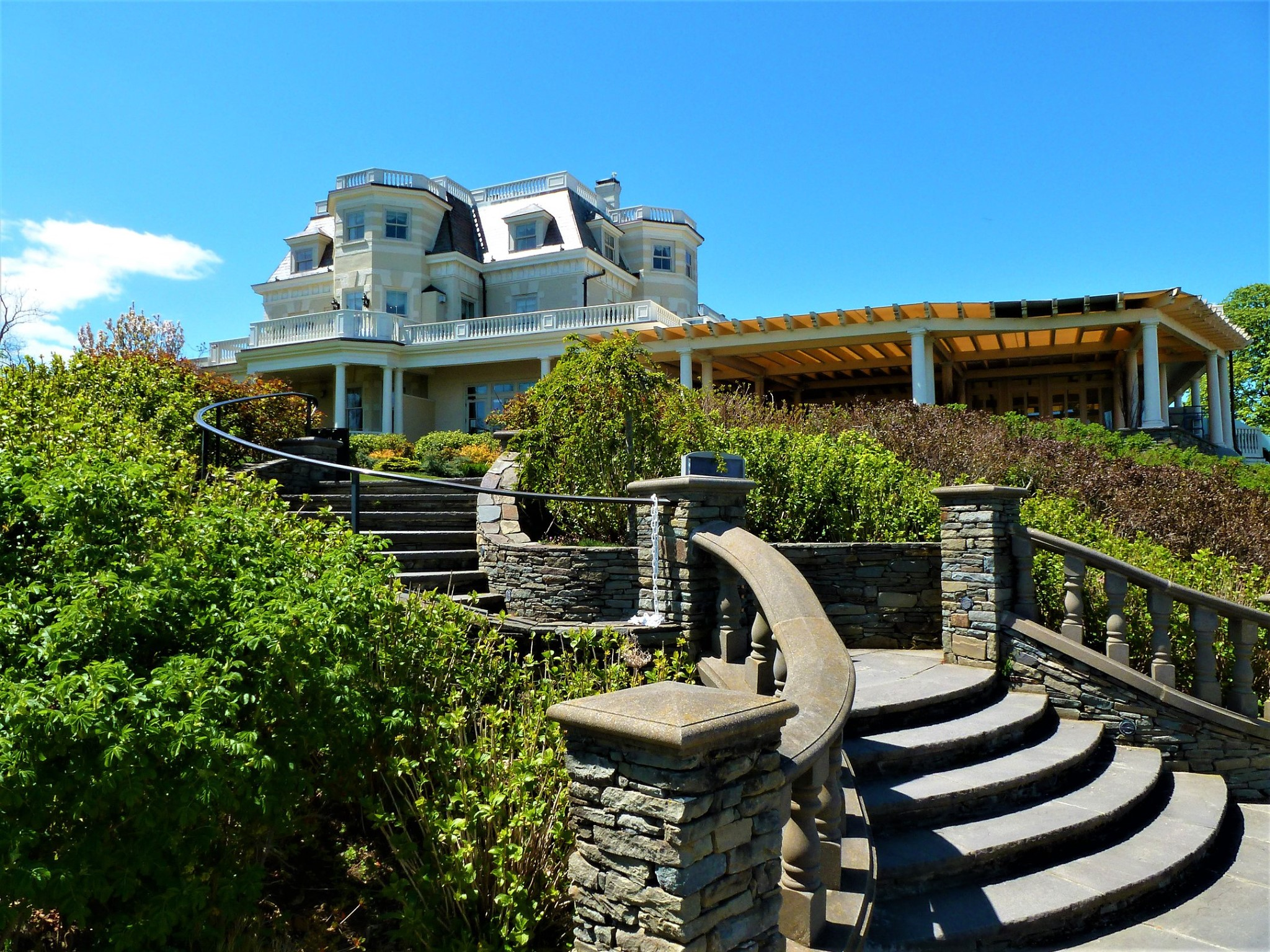 The Chanler at Cliff Walk in Newport, R.I.