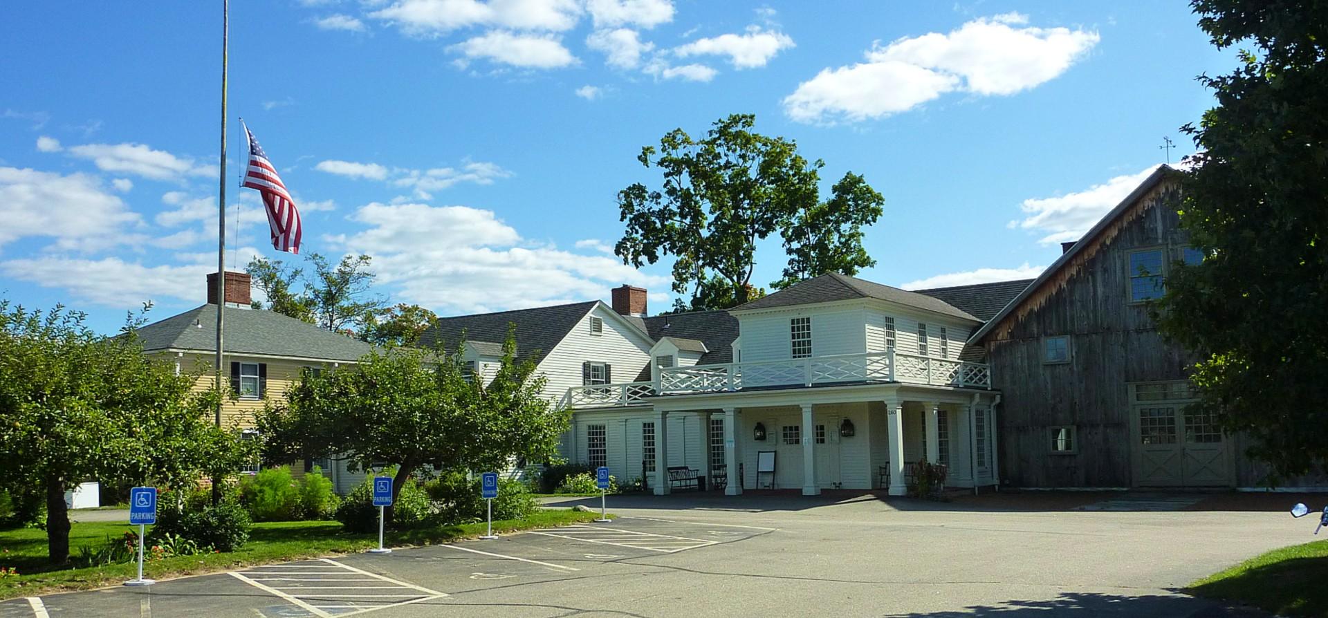 Salem Cross Inn, West Brookfield, Massachusetts.