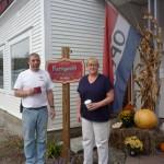 Kerrigan's Market and Deli Owners, Dave and Judi Kerrigan
