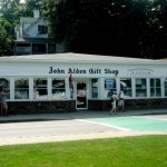 John Alden Gift Shop, Plymouth, Mass.