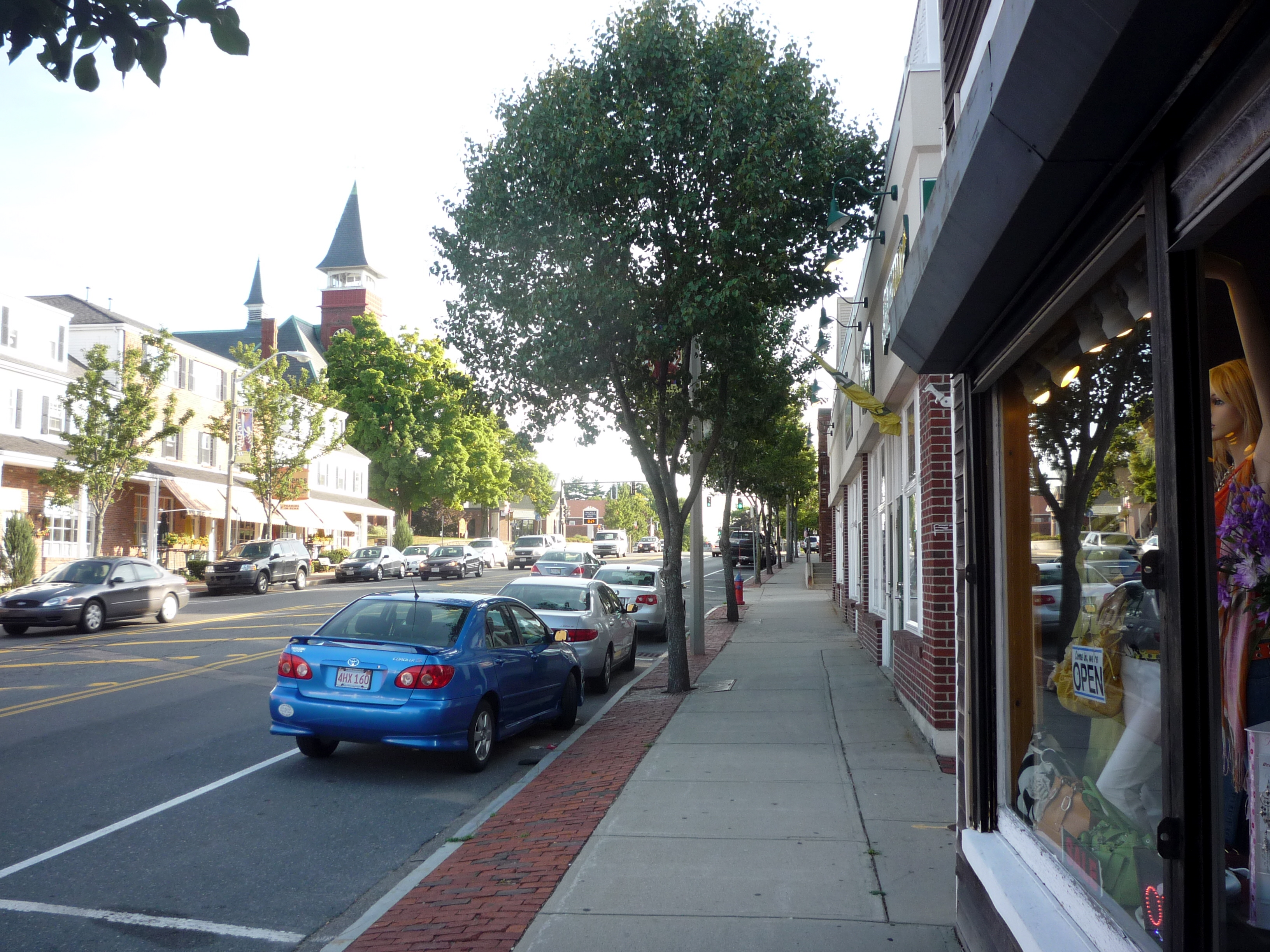 Downtown walpole ma shop local buy local new england downtown walpole mass photo by eric h click to enlarge photo publicscrutiny Image collections