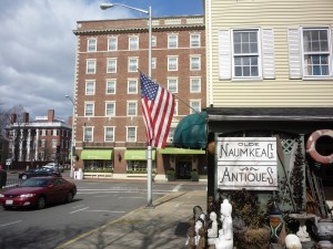Picture of Olde Naumkeag Antiques, Salem MA